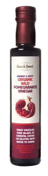 LOGO_Organic Wild Pomegranate Vinegar
