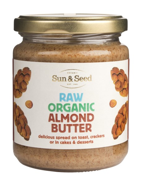 LOGO_Organic raw walnut butter 250gr