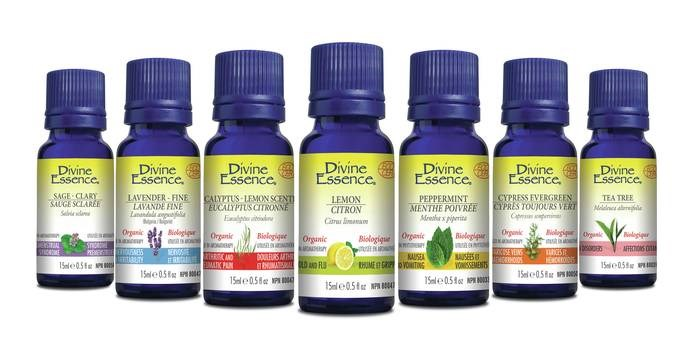 LOGO_Certified organic essential oils
