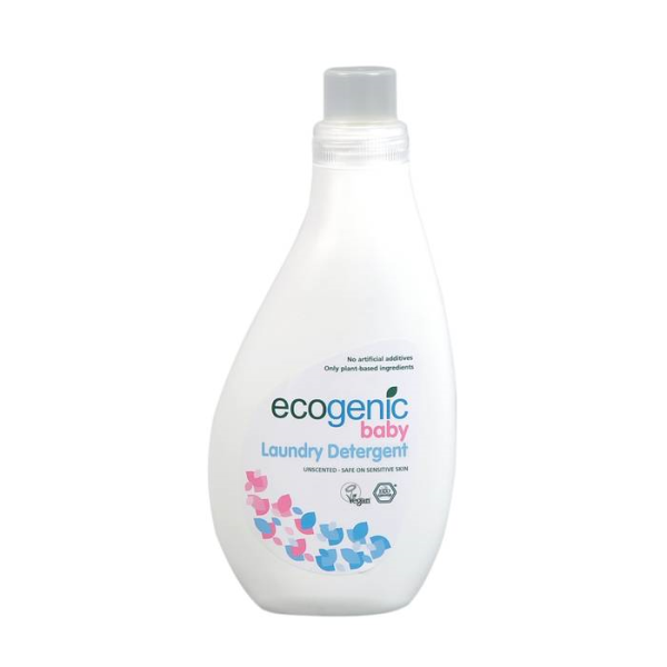 LOGO_ECOGENIC  LIQUID DETERGENT FOR BABY LAUNDRY
