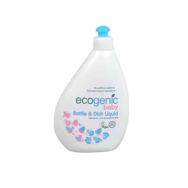 LOGO_ECOGENIC BABY BOTTLE & DISH LIQUID