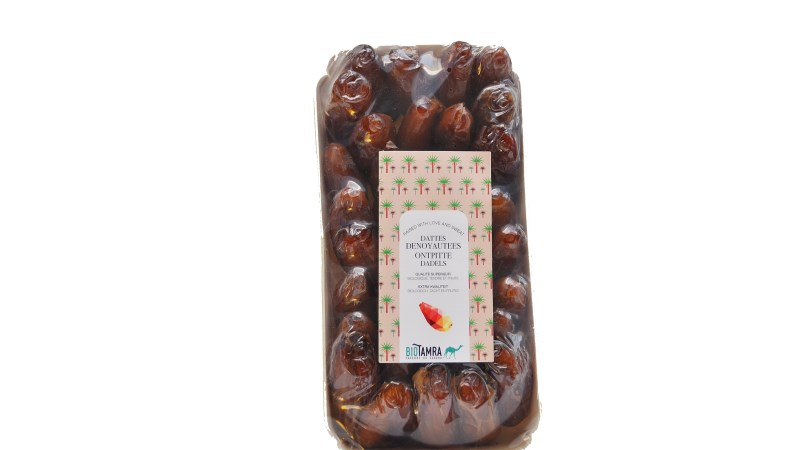 LOGO_Dried pitted dates Deglet Nour Algeria