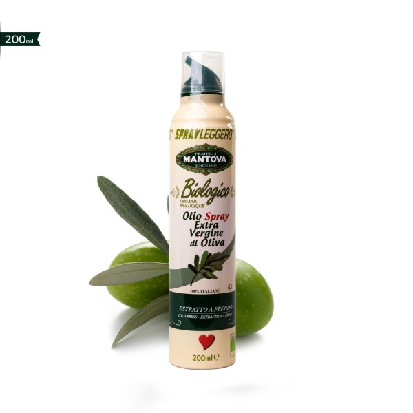 LOGO_Organic Extra Virgin Olive Oil Spray 200 ml