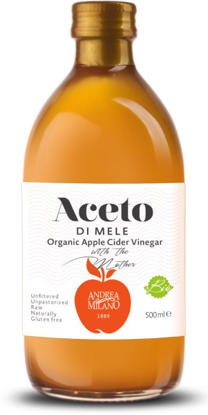 LOGO_Organic Apple Cider Vinegar with the mother