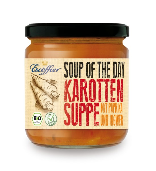LOGO_Escoffier Soup of the Day Carrot Soup