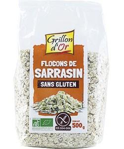 LOGO_Gluten-free Buckwheat Flakes 500g