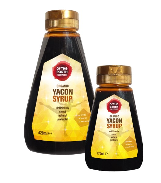 LOGO_Of the Earth Superfoods Organic Yacon Syrup
