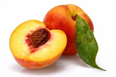 LOGO_Organic peach puree