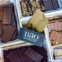 LOGO_'Nao' organic chocolate bars (shop-in-the-shop, self-serve concept)
