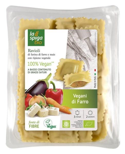 LOGO_RFVBIO - Vegetarische Dinkelravioli - VEGAN