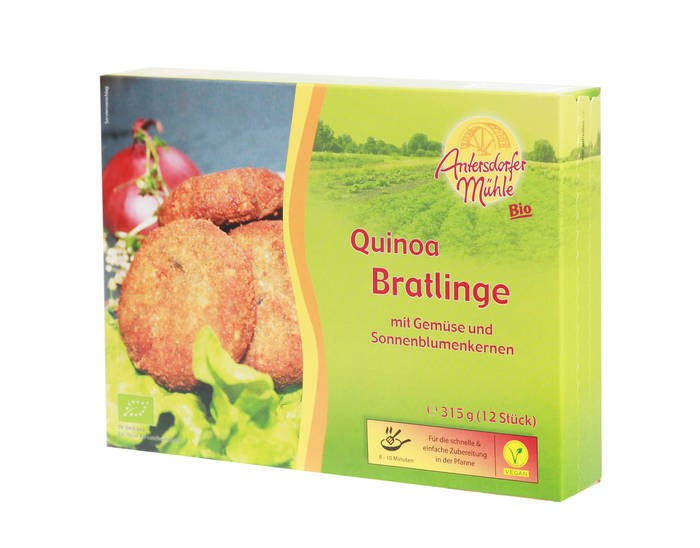 LOGO_Organic-frozen quinoa burgers with vegetables and sunflowerseeds