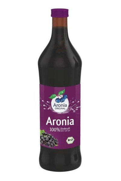 LOGO_Organic Aronia Berry Direct Juice (0,7l)