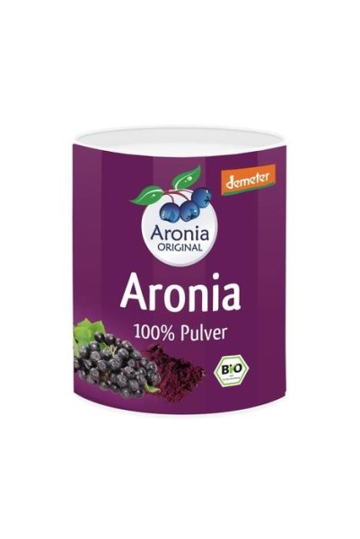 LOGO_Organic Aronia berry powder (100g)