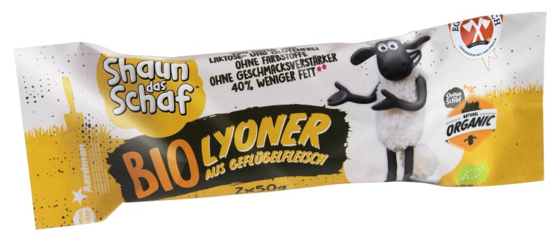 LOGO_Shaun the sheep BIO turkey Lyoner