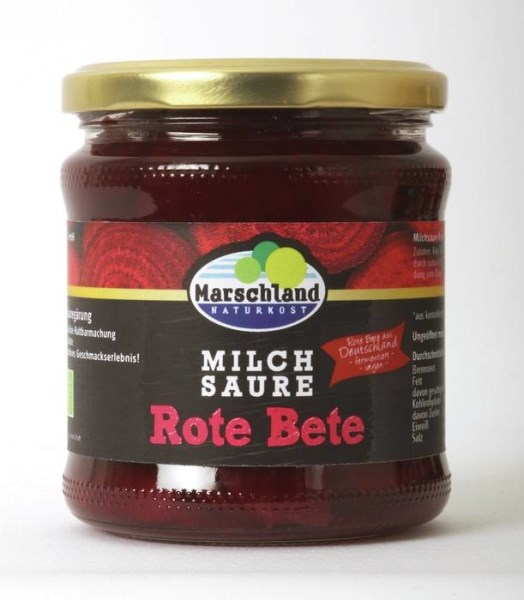 LOGO_Bioland Bio Rote Bete milchsauer 370 ml