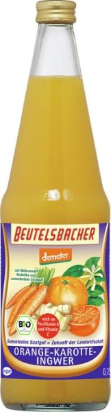 LOGO_Demeter Orange-Carrot-Ginger 0,7 l