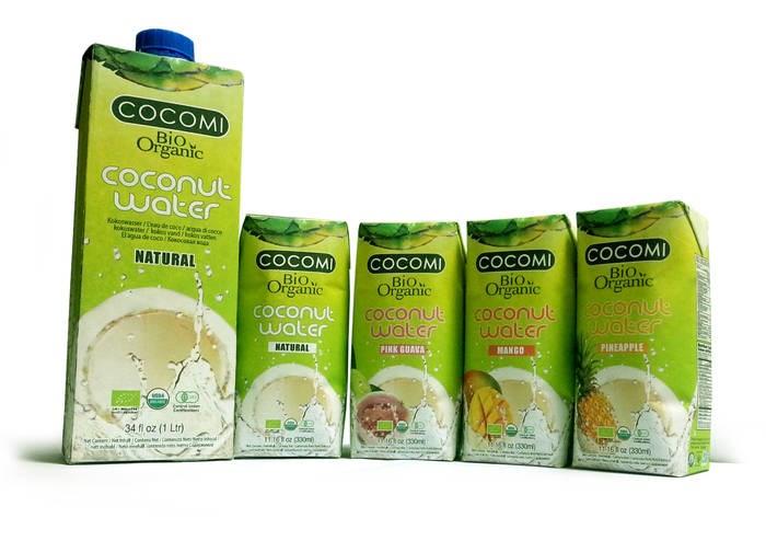 LOGO_Cocomi Bio Organic Coconut Water