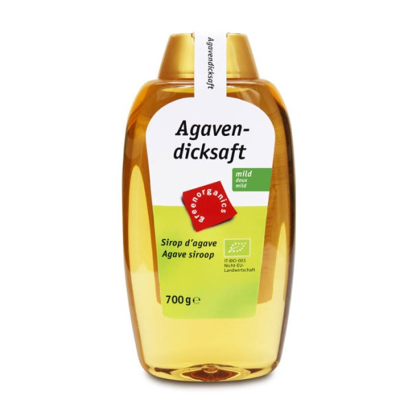LOGO_Agavendicksaft hell, 500ml