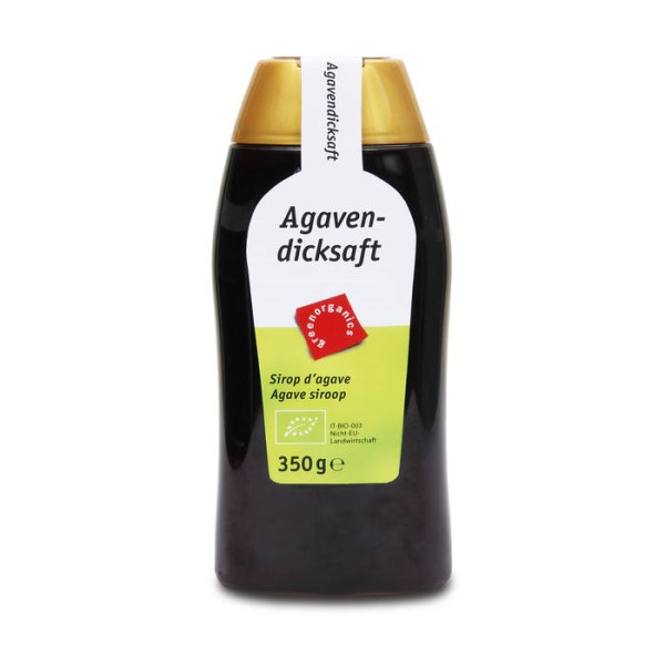LOGO_Agave Nectar dark, 250ml