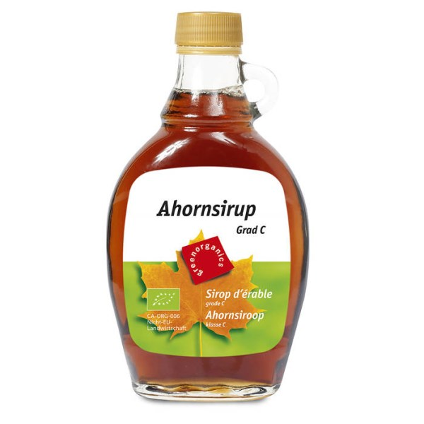 LOGO_Maple Syrup, 250ml