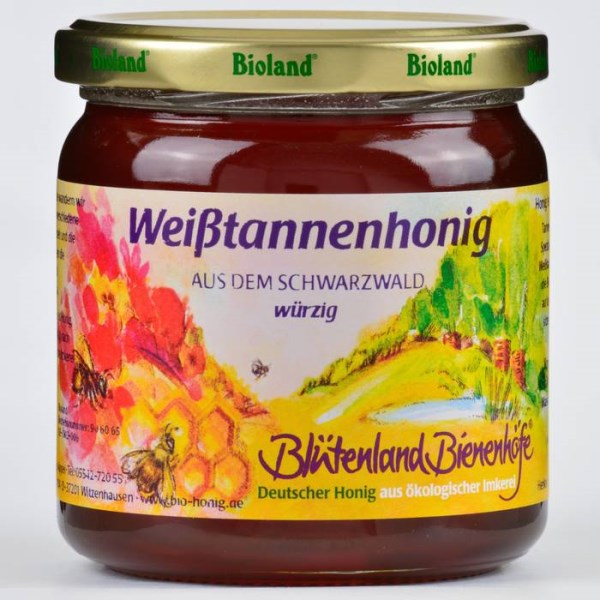 LOGO_Silver fir honey from the Black Forest