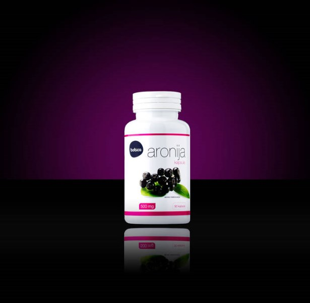 LOGO_Aronia capsules - dietary supplement