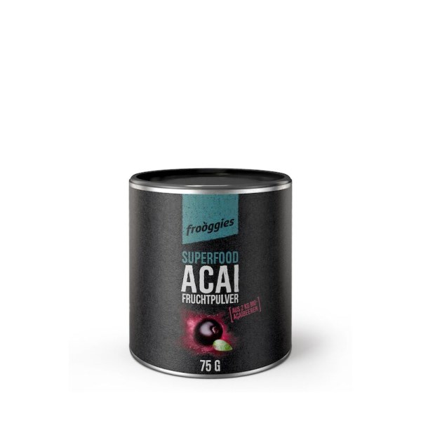 LOGO_Organic Açaí fruit powder (100% natural)