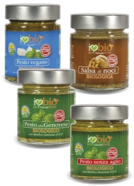 LOGO_Pesto alla Genovese, Vegan Pesto, Walnuß Sauce