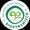 LOGO_Jubiläum 90 Jahre biodynamisch