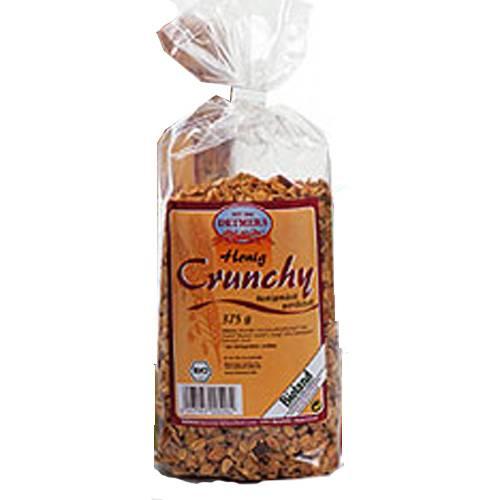 LOGO_Honig- Crunchy, 375g und 750g