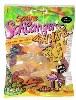 LOGO_Saure Schlangen Bande, fair+bio, vegan, gelatinefrei