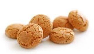 LOGO_Biscotti alla mandorla – Almond cookies