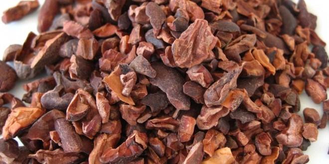LOGO_Ungeröstete Kakaostückchen