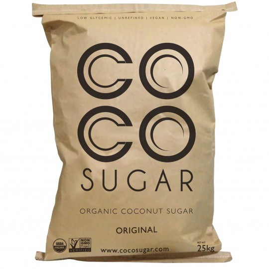 LOGO_Organic Coconut Sugar Bulk Packaging