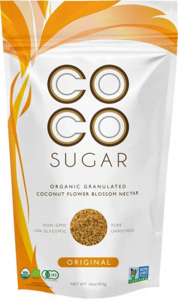 LOGO_Coconut Sugar in Pouch Packaging