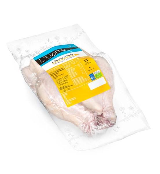 LOGO_L'Uomu Nokka organic whole broiler chicken