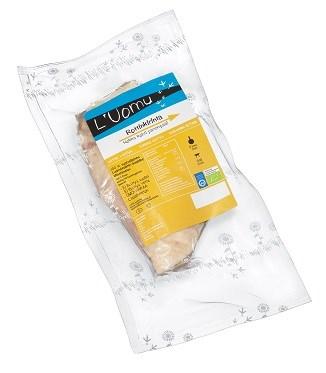 LOGO_L'Uomu Nokka organic broiler chicken leg