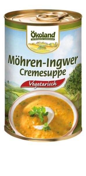 LOGO_Möhren-Ingwer-Cremesuppe, 400 ml