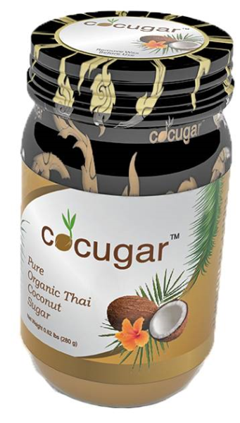 LOGO_Cocugar Organic Thai Coconut Sugar Paste