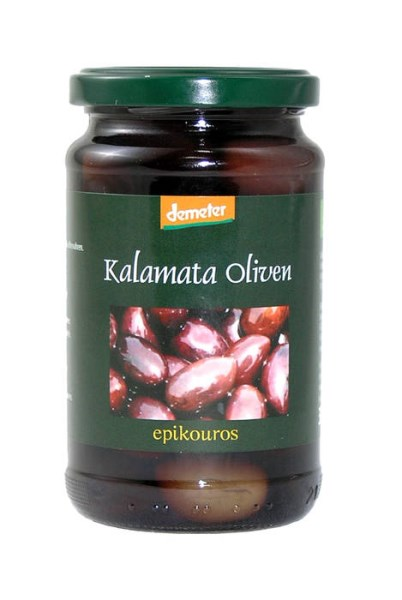 LOGO_Biodynamic Kalamata olives in extra virgin olive oil