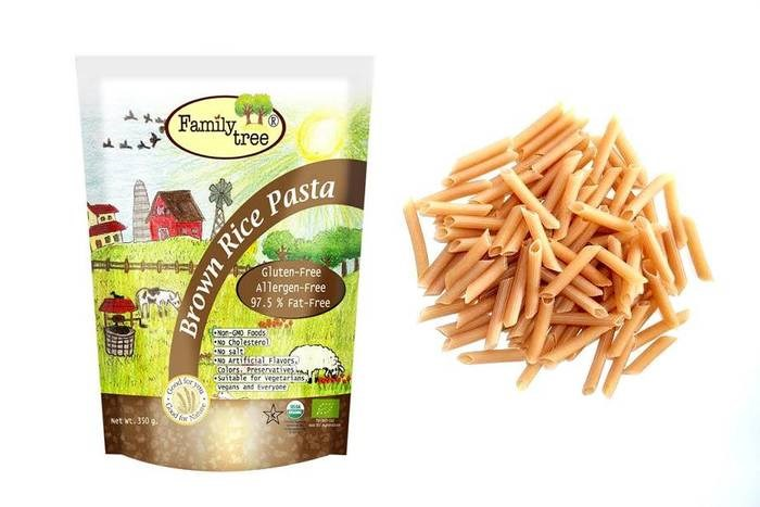 LOGO_Brown Rice Pasta