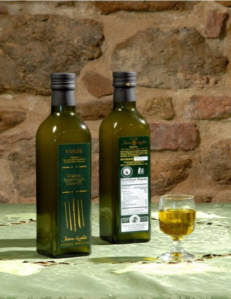 "LOGO_EXTRA VIRGIN OLIVE OIL ""VIRDIE"""