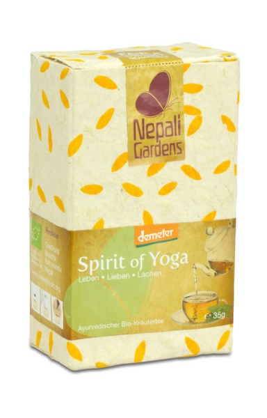 LOGO_Spirit of Yoga  DEMETER Ayurveda Herbal-Tea