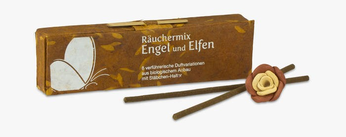 LOGO_Incencemix Angels & Elves DEMETER and BIO Incense Sticks