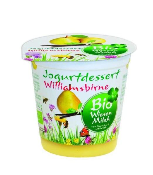LOGO_Bio Wiesenmilch Jogurtdessert Williamsbirne