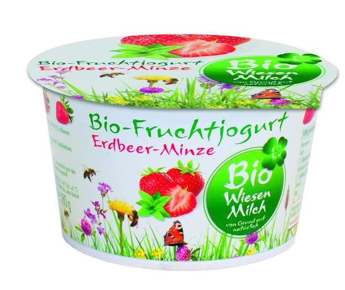 LOGO_Bio Wiesenmilch Fruchtjogurt Erdbeer-Minze