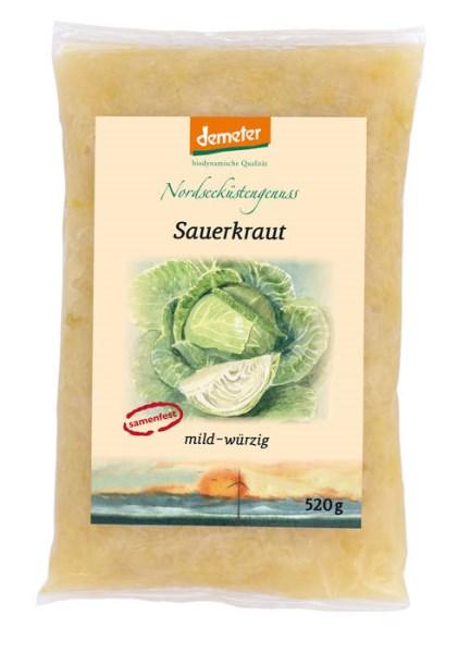 LOGO_mild-würziges Sauerkraut aus samenfestem Weißkohl