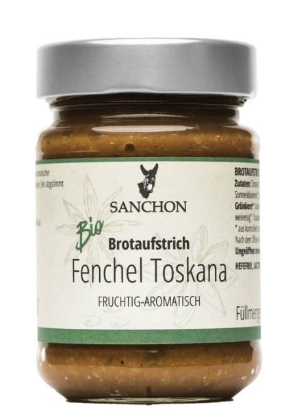 LOGO_Brotaufstrich Fenchel Toskana fruchtig-aromatisch