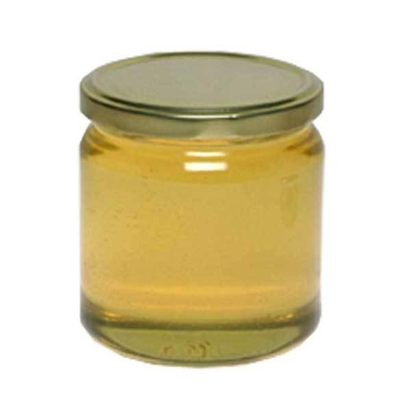 LOGO_Akazienhonig im 500 g Glas