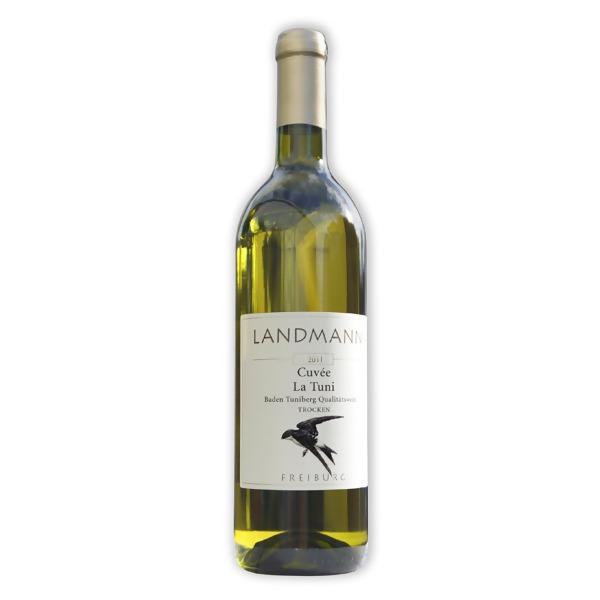 LOGO_Freiburger Cuveé La Tuni Qualitätswein trocken